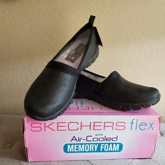 Skechers Flex Air Cooled Memory Foam